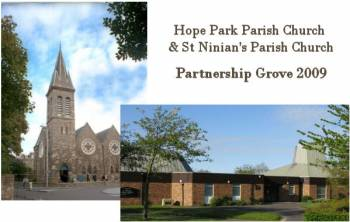 The Partnership between Hope Park Church, St Andrews and St Ninian's Church, Glenrothes grove