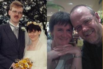 To celebrate the Silver Wedding Anniversary of Bill and Erica Young grove