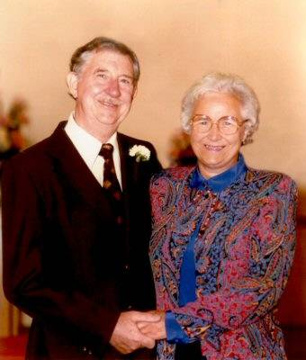 George and Agnes Logan grove