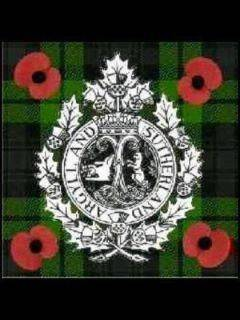 The Argyll and Sutherland Highlanders (Princess Louise's) grove