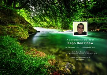 Kapo Don Chew grove