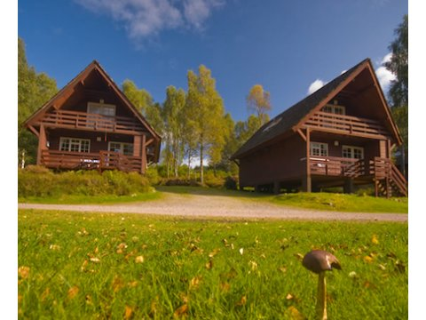 Tomich Holiday Chalets
