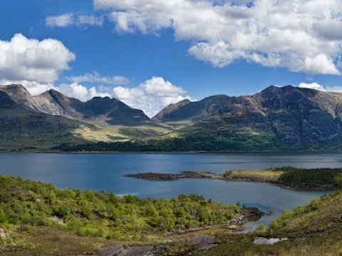 torridon booking