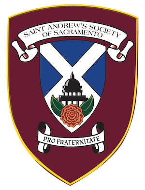 Coat of Arms  St. Andrews Society of Sacramento copy