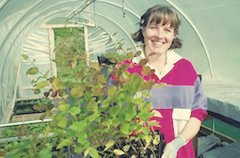 Abbey Goff | Tree Nursery Assistant