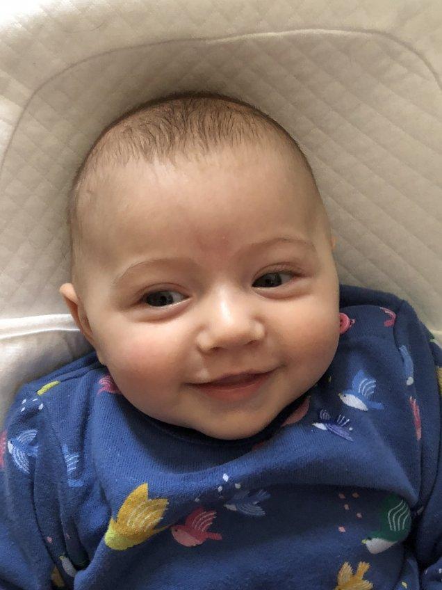 Sophie Baby Photo