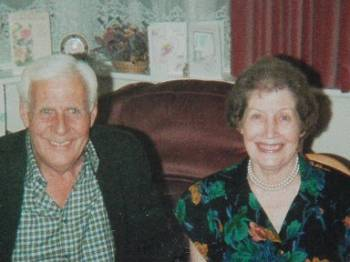 Dennis and Edith Burbery grove
