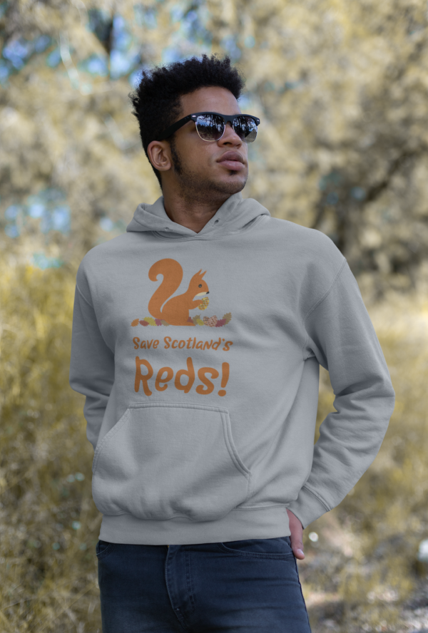 Unisex Hoodie: Save The Reds!