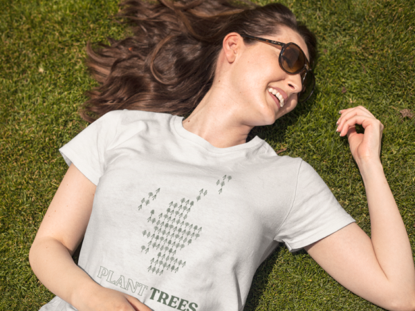 Trees for Life Women's Plant Trees T-shirt