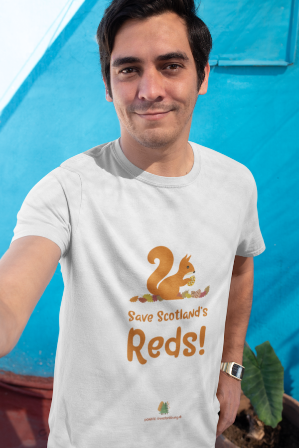 Men's T-shirt: Save the Reds!